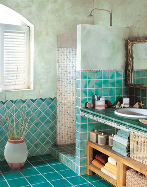 teal green bathroom ideas wonderful bathroom tile ideas adorable home