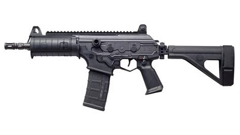 Iwi Ships Out 5.56 Galil Ace With Stabilizing Brace After