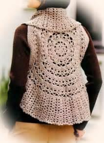 Free Crochet Sweater Vest Patterns