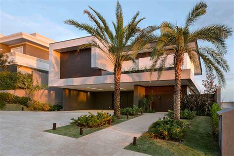 6 Fachadas De Casas Modernas Com Concreto Aparente