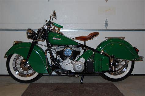 Buck's Indian Motorcycles