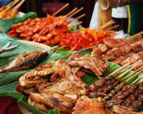 cuisine barbecue file dinagyang 2009 grilled on display jpg