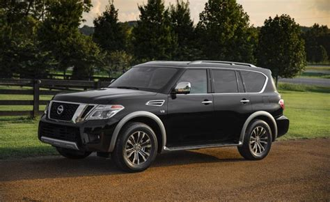 2019 Nissan Armada Redesign, Rumors, Changes, Release Date