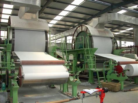 china stationery paper making machine  pictures