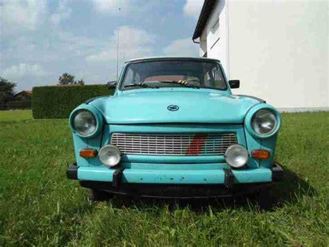 trabant 601 kaufen trabant 601 lx in zustand angebote gebrauchtwagen trabant