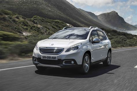 Peugeot Air Hybrid by Peugeot 2008 Hybrid Air Technical Details History Photos