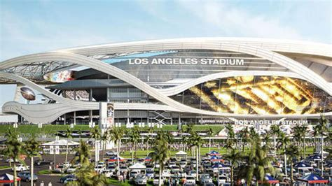 Los Angeles Rams, Chargers new stadium opening delayed