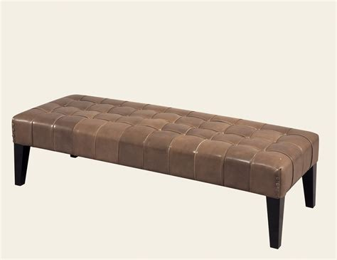 modern ottomans and benches benches and ottomans homes decoration tips
