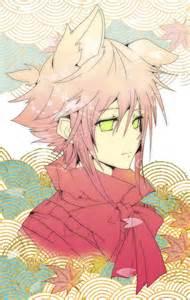 Anime Neko Guy