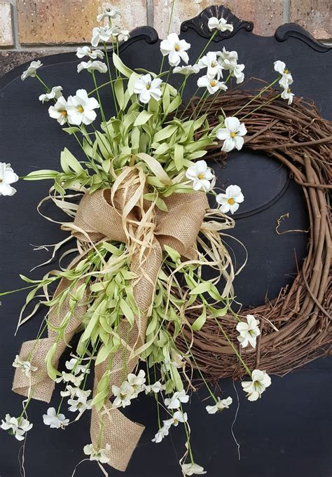 front door wreaths summer wreaths home decor wreaths