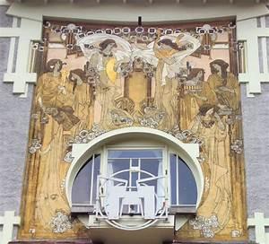 Art Nouveau Architecture : the most remarkable art nouveau houses in brussels ~ Melissatoandfro.com Idées de Décoration