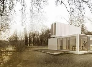 Container Haus Architekt : 2x20ft kreative architektur mit standard seecontainern ~ Yasmunasinghe.com Haus und Dekorationen