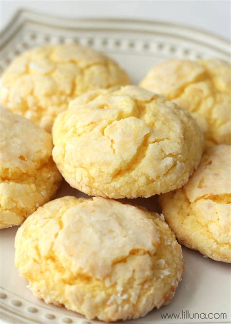 gooey butter cookies recipe video lil luna