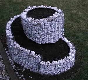 Weiße Steine Garten : kr uterspirale kr uterschnecke frische kr uter im ~ Lizthompson.info Haus und Dekorationen