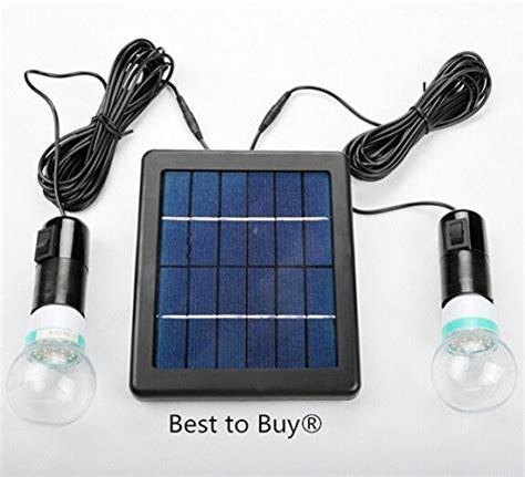 best to buy 174 5w solar panel diy lighting kit solar home