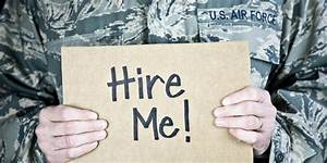 Unemployed Vet: We're Not Looking For Handouts. Just A ...
