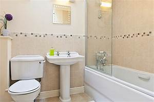 Bathroom remodeling ideas for getting the most bang for for How big is the average bathroom