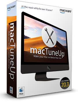 mactuneup 1 mac repair utility for 7 years by