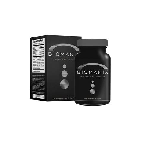biomanix 60 capsules
