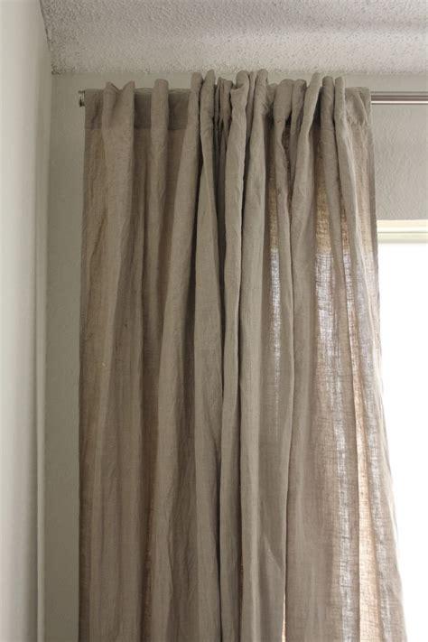 raw linen linen curtains ikea curtains curtains