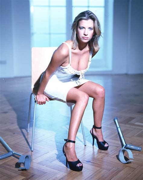 Claire Goose: It was great being a pin up but nowadays I prefer a cup of tea and a good night's