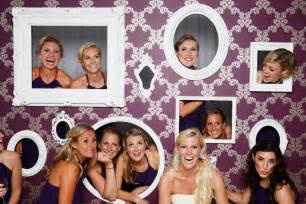 photo booth ideas for wedding the design grove wedding photo booth options