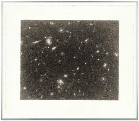 Vija Celmins (b. 1938) , Hubble #3 | Christie's