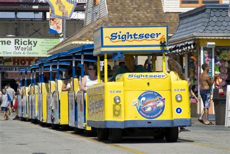 wildwood tramcar celebrates  years   boards whyy