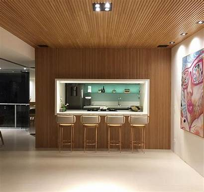 Deco Interior Bar Luxe Revival