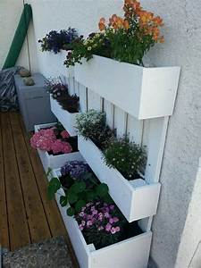 Paletten Deko Garten : blumenk sten aus paletten gro e deko pinterest ~ Articles-book.com Haus und Dekorationen