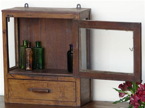 Vintage Bathroom Cabinet 608  Sold Scaramanga