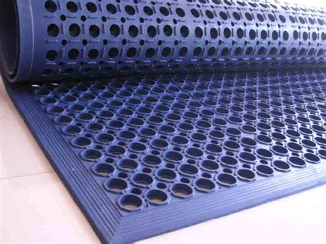 anti fatigue mats leather materials