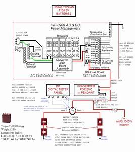 Xantrex Freedom 458 Wiring Diagram