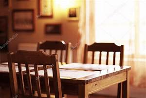 Empty restaurant — Stock Photo © gabczi #8690552