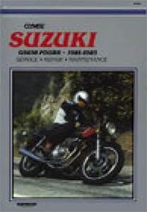 Clymer Suzuki Rm80 Rm125 Rm250 Rmx250 1989