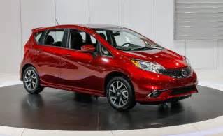 Sr Nissan Versa Note 2015