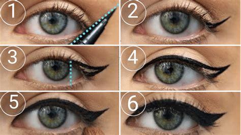Как рисовать стрелки на глазах карандашом тенями подводкой выбор формы стрелки.