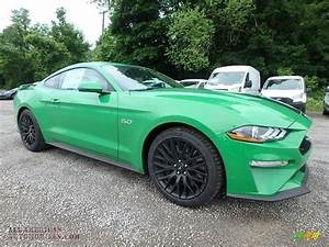 2019 Ford Mustang GT Fastback in Need For Green photo #9 - 167887 | All American Automobiles ...