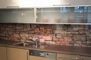 Obklady do kuchyně imitace cihly