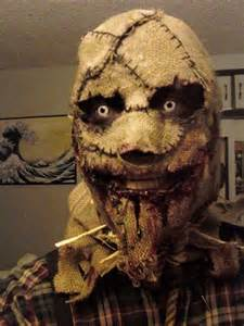 The Purge Halloween Mask Cheap by Scarecrow Halloween Mask