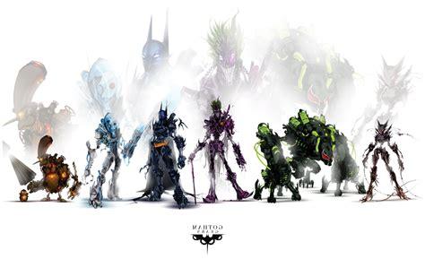 Batman, Joker, Catwoman, Bane, Gotham Gears, Artwork ...