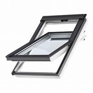 Velux Dachfenster Griff : velux schwingfenster glu mk06 0061 kunststoff griff oben 3 fach verglasung g nstig kaufen bei ~ Orissabook.com Haus und Dekorationen