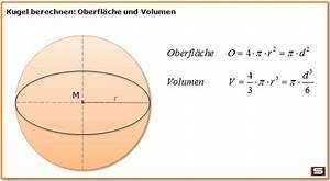Volumen Einer Kugel Berechnen : kugel berechnen online kugelvolumen kugeloberfl che formel ~ Themetempest.com Abrechnung