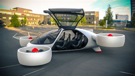 Flying Cars Ready To Take To Moscow's Skies