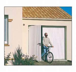 fabricant de porte de garage basculante gmartin With porte de garage basculante avec portillon pour changer serrure porte d entrée 3 points