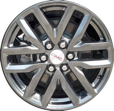 gmc acadia wheels rims wheel rim stock oem replacement