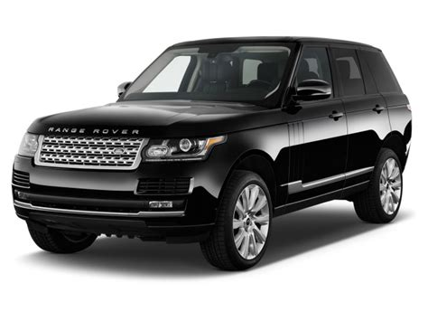 2013 Land Rover Range Rover Review, Ratings, Specs, Prices