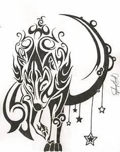 Tribal Wolf Tattoo : 50 amazing wolf tattoo designs ~ Frokenaadalensverden.com Haus und Dekorationen