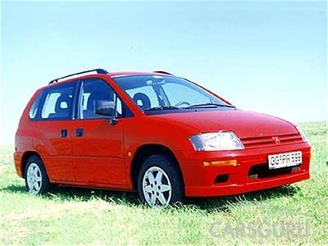 amazing mitsubishi space runner mitsubishi space runner 2 4 gdi photos and comments www