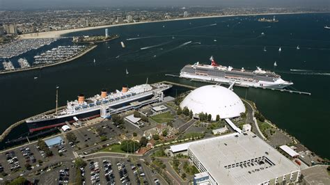 A Better Passenger Experience Awaits You If Youu0026#39;re Sailing Out Of The Port Of Long Beach ...